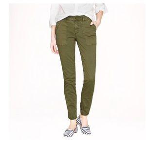 J. Crew skinny utility pants
